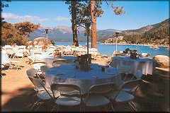 Wedding at Sand Harbor