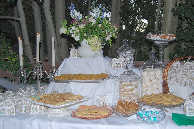 Buffet Photo Gallery from Mountain Magic Catering