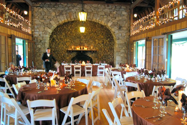 Valhalla Wedding Venue From Mountain Magic Catering